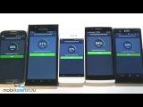Тест AnTuTu 4.0 Lenovo K900 Samsung Galaxy S4 Sony Xperia Z Oppo Find 5 Meiz